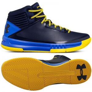 Buty koszykarskie Under Armour Lockdown 2 M 1303265-401