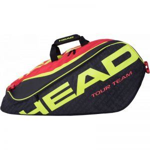 Torba tenisowa Head Extreme 12R Monstercombi 283216 czarno-czerwona