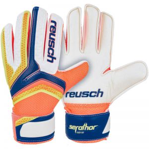 Rękawice bramkarskie Reusch Serathor Easy Fit Junior 37 72 515 456