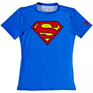 Koszulka kompresyjna Under Armour Compression Alter Ego Superman M 1244399-401