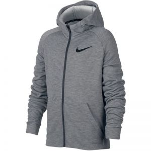 Bluza Nike Dry Hyper Fleece Full Zip Junior 856135-091