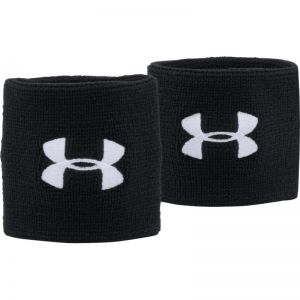 Frotki, opaski na nadgarstek Under Armour Performance Wristband 7,5 cm 1276991-001