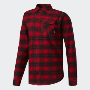 Koszula adidas Originals Stretch Flannel Shirt M BR7936