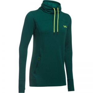 Bluza Under Armour Featherweight Fleece Slouch W 1293020-919