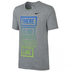 Koszulka biegowa Nike Dri-FIT Blend There Is No Finish Line M 778353-063