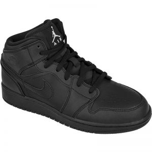 Buty Nike Air Jordan 1 Mid Jr 554725-044