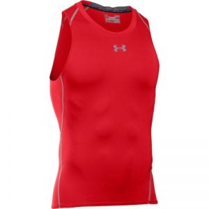Koszulka kompresyjna Under Armour HeatGear Compression Tank M 1271335-600