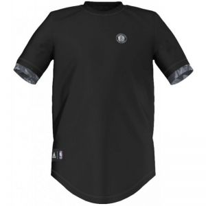 Koszulka adidas Fanwear Tee Brooklyn Nets Junior AJ1957