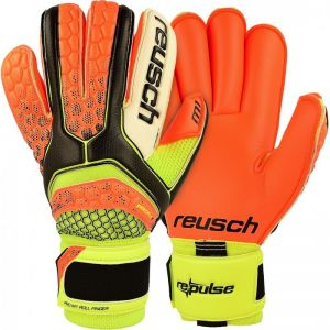 Rękawice bramkarskie Reusch Re:pulse Pro M1 Roll Finger 36 70 107 767