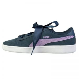 Buty Puma Smash v2 Ribbon Jr 366003 03