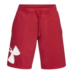 Spodenki Under Armour Rival Fleece Logo Short M 1329747-651
