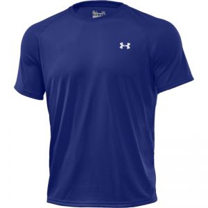 Koszulka treningowa Under Armour Tech Shortsleeve New M 1228539-400