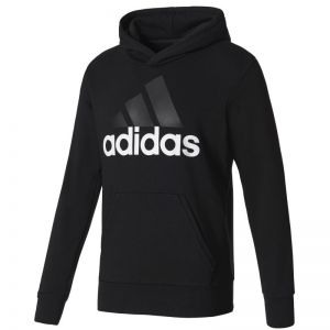 Bluza adidas Essentials Linear Pullover Hood French Terry M S98772