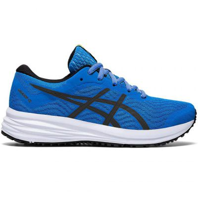 Buty do biegania Asics Patriot 12 Gs Jr 1014A139 401