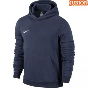 Bluza Nike Team Club Hoody Jr 658500-451