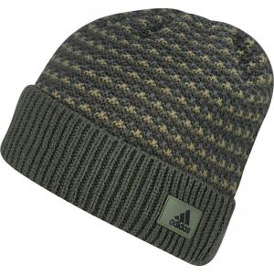 Czapka adidas Climaheat Striped Knit Woolie AY4916