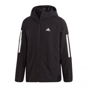 Kurtka adidas BTS 3S Hooded Insulated M DZ1403