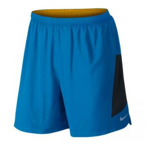 Spodenki Nike 7\ Pursuit 2 in 1 Run M 683228-435