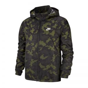 kurtka Nike NSW Hooded Windbreaker M BV2979-331