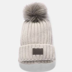 Czapka Under Armour Snowcrest Pom Beanie 1299905-794