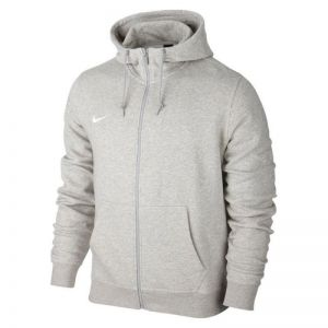 Bluza piłkarska Nike Team Club FZ Hoody Junior 658499-050
