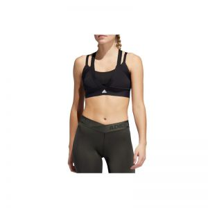 Stanik adidas All Me Layered Bra W EA3294
