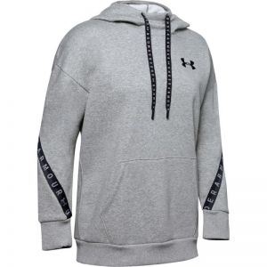 Bluza Under Armour Fleece Hoodie Taped Wm W 1352744-035