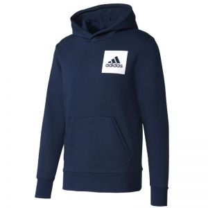 Bluza adidas Essentials Chest Logo Pullover Hood Fleece M S98771