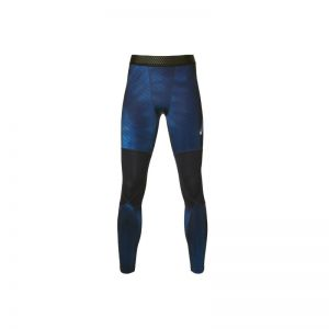 Spodnie, legginsy treningowe Asics Base Layer Graphic Tight M 2031A197-400