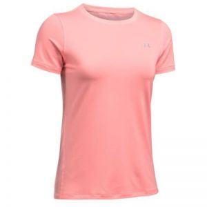 Koszulka treningowa Under Armour HeatGear Short Sleeve W 1285637-980