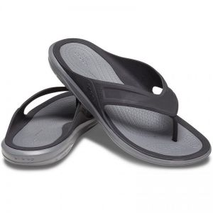 Klapki Crocs Swiftwater Wave Flip M 206242 0DD
