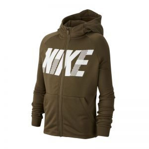 Bluza Nike Dry Graphic Training Jr BV3789-222