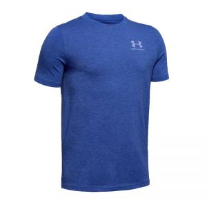 Koszulka Under Armour Charged Cotton JR 1347096-401