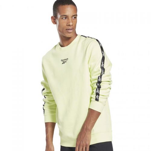 Bluza Reebok Training Essentials Tape Crew M GU9966