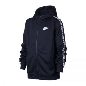 Bluza Nike NSW Repeat FZ Hoodie Junior AV8387-451