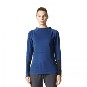 Bluza adidas Terrex Climb The City Wool Crew W B45690