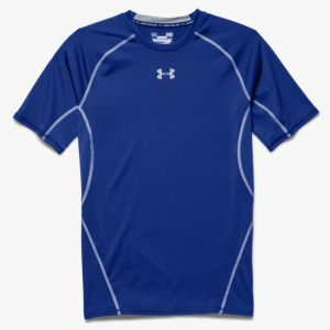 Koszulka termoaktywna Under Armour HeatGear Compression Shortsleeve M 1257468-400
