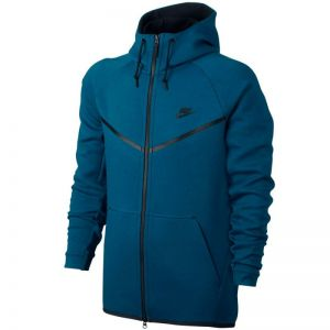 Bluza Nike Sportswear Tech Fleece Windrunner M 805144-457