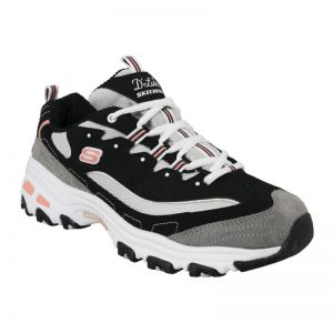 Buty Skechers D'Lites New Journey W 11947-BKWG