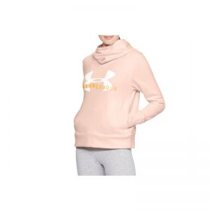 Bluza Under Armour Rival Fleece Logo Hoodie W 1321185-805