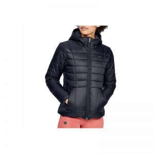 Kurtka Under Armour Insulated Hooded Jacket W 1342813-001