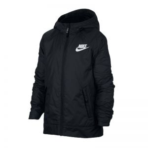 Kurtka Nike Nsw Fleece Ind Jacket Jr 939556-010