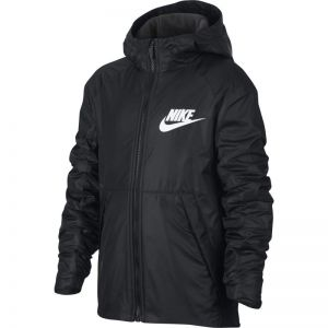 Kurtka Nike Sportswear Lined Fleece Junior 856195-010