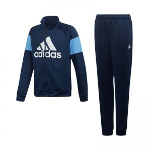 Dres adidas Badge of Sport Tracksuit JR ED6226