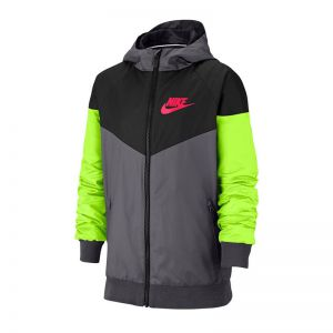 Kurtka Nike Nsw Windrunner Jacket Jr 850443-021