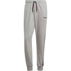 Spodnie treningowe adidas Essentials 3 Stripes Tapered Pant FT Cuffed M DQ3077