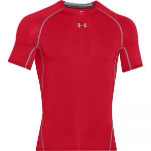 Koszulka termoaktywna Under Armour HeatGear Compression Shortsleeve M 1257468-600