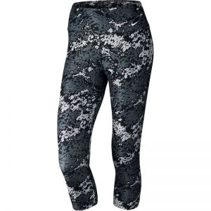 Spodnie treningowe Nike Legend Tight Poly Capri Drift W 724935-010