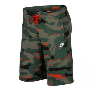 Spodenki Nike NSW Club Camo Short M AR2917-323