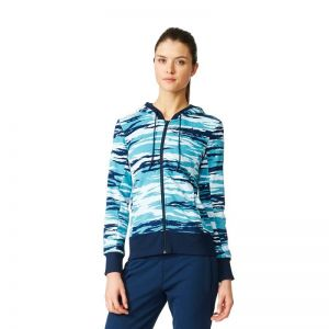 Bluza adidas Essentials Hoody All Over Print W AY4877